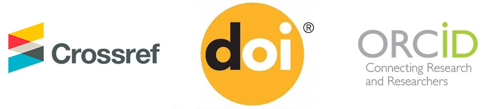We assign DOI and ORCID